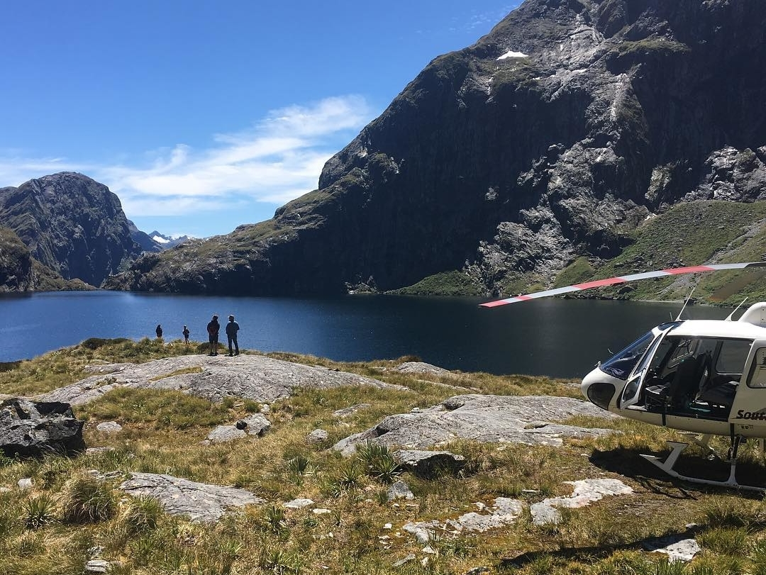 Southern Lakes Helicopters Scenic Flights